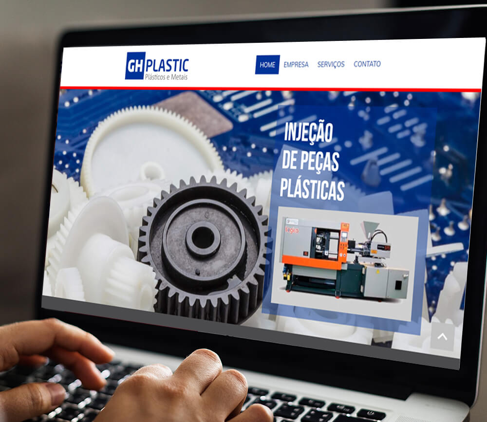 Projeto Web GH Plastic