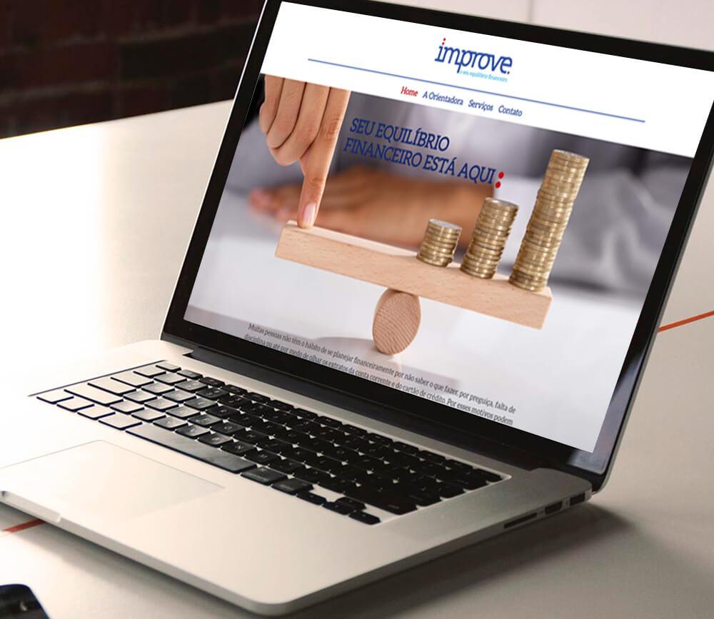 Projeto Web Improve Consultoria