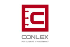 Logotipo Conlex Contabilidade