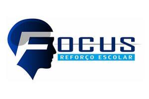 Logotipo Focus Reforço Escolar