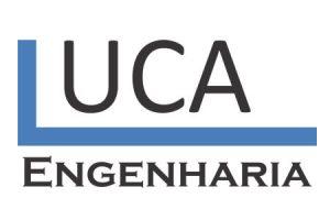 Logotipo Luca Engenharia