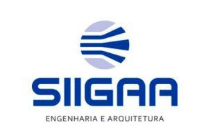 Logotipo Siigaa Engenharia e Arquitetura