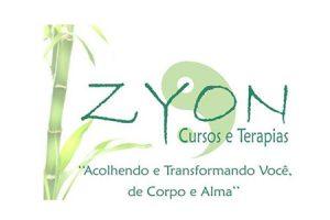 Logotipo Zyon Cursos e Terapias