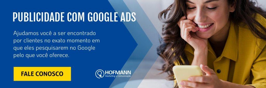 Anunciar no Google Ads