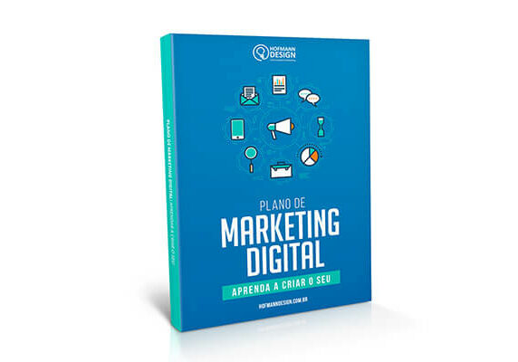Capa do e-book Plano de Marketing Digital